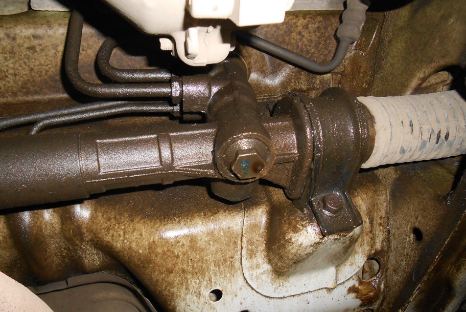Ремонт рулевой рейки матиз без гур